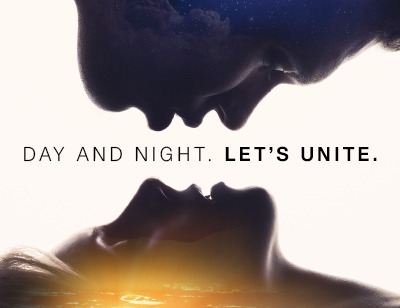 Day and night. Let's unite.